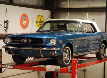 1964 mustang hi-po for sale