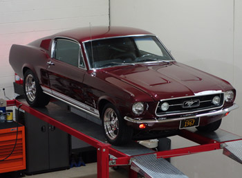 1967 mustang fastback 390 s code resto-mod for sale