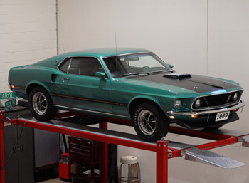 1969 ford mustang mach 1 scj for sale