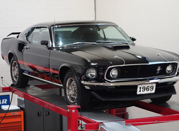 1969 mustang mach 1 scj for sale