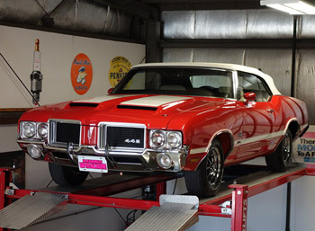 71 olds 442 w30 for sale