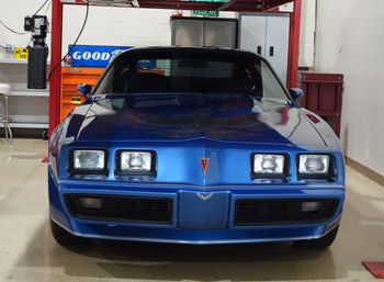 1981 trans am turbo ws6